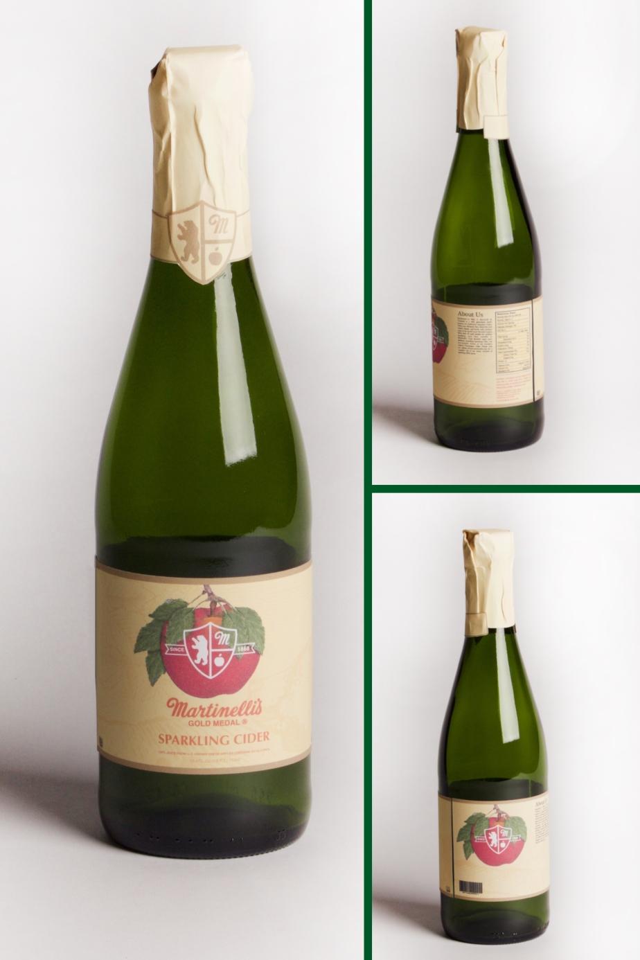 Martinelli's Bottel